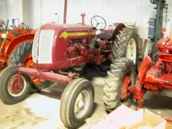 1954 Cockshutt 30