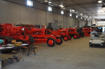 More Views Of Museum Restored Tractors At The Show