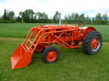 1954 Allis Chalmers WD45