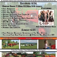 flyer for tractor show 2017